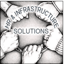 HR, Infrastructure, Solutions